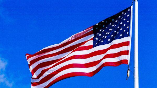 აშშ-ის სახელმწიფო დროშა - Sputnik საქართველო