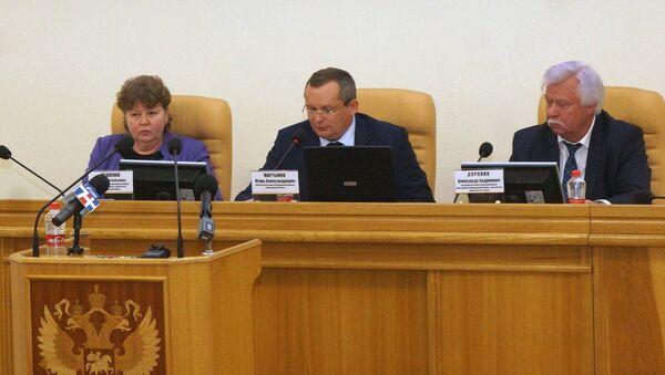 Председатель Думы Астраханской области Игорь Мартынов - Sputnik Грузия