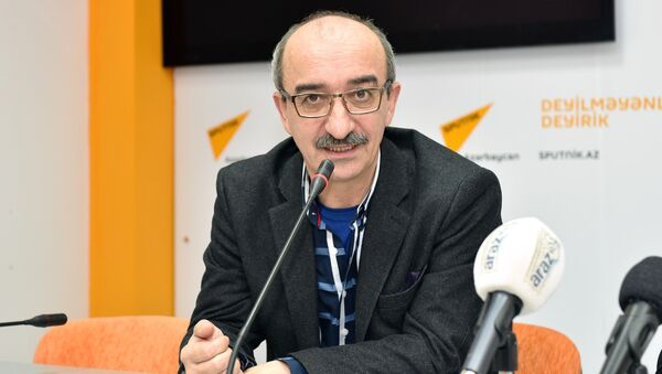 Азад Исазаде, психолог - Sputnik Грузия