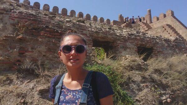 Древняя крепость Нарикала в объективе мобильного репортера Sputnik - Sputnik Грузия