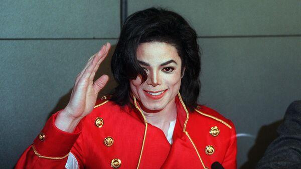Американский поп-певец Майкл Джексон - Sputnik Грузия