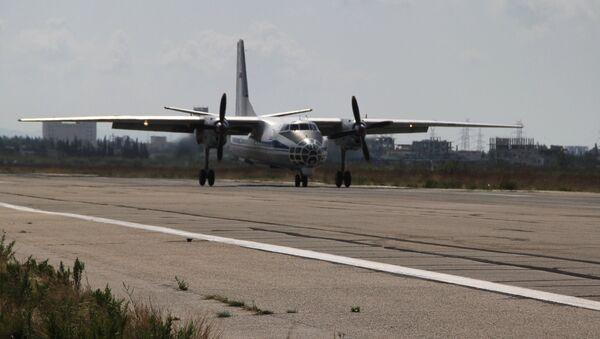თვითმფრინავი Ан-32 - Sputnik საქართველო