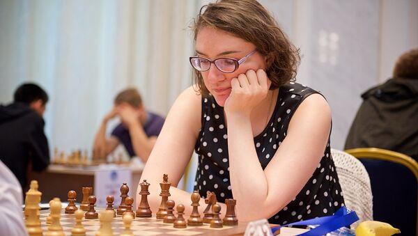 Шахматистка Нана Дзагнидзе - Sputnik Грузия