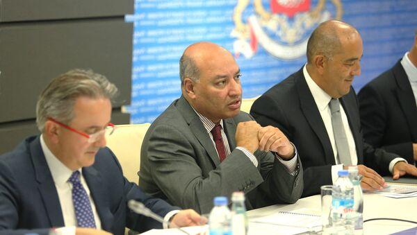 Президент ЕБРР Сума Чакрабарти в Грузии - Sputnik Грузия