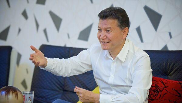 Кирсан Илюмжинов - Sputnik Грузия