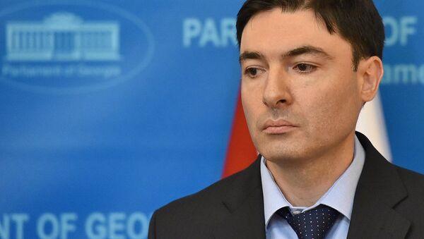 Кандидат на пост Генерального аудитора Ираклий Меквабишвили - Sputnik Грузия