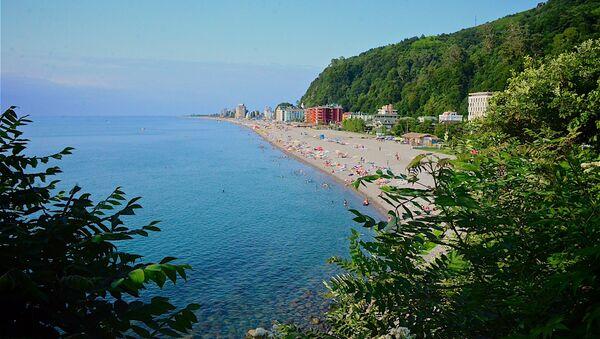 Черноморское побережье Аджарии - Sputnik Грузия