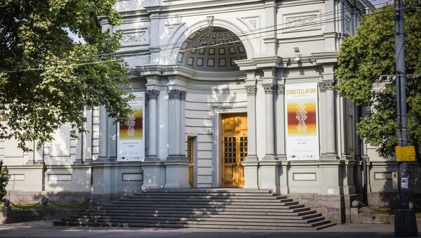 Национальная галерея Грузии (Голубая галерея) - Sputnik Грузия