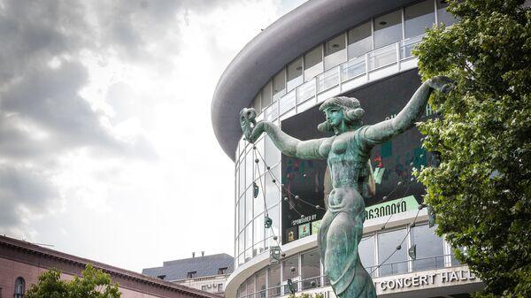 Тбилисский Большой концертный зал (Филармония) - Sputnik Грузия