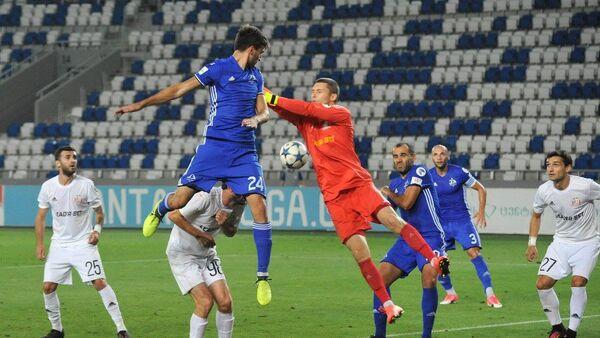 Футбольный матч Динамо (Тбилиси) – Шукура (Кобулети) 1:1 - Sputnik Грузия