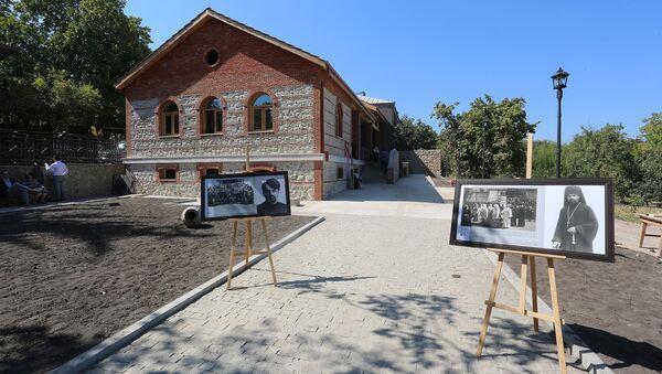Дом-музей Григола Перадзе - Sputnik Грузия