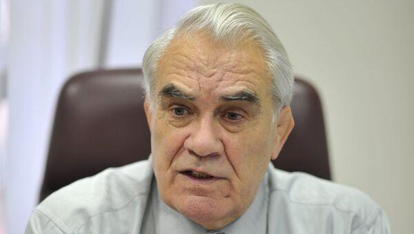 Президент Союза нефтегазопромышленников России Геннадий Шмаль - Sputnik Грузия