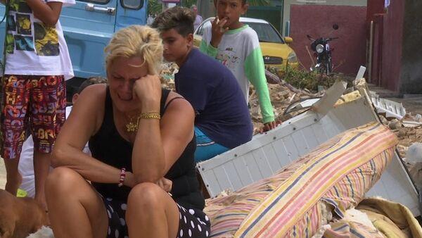 Последствия урагана Ирма в США и на Кубе - Sputnik Грузия