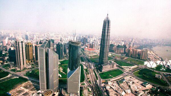 Панорама Шанхая - Sputnik Грузия