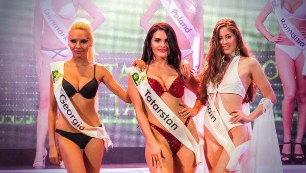 ბათუმში საერთაშორისო სილამაზის კონკურსის Miss and Mister Planet ფინალი გაიმართა - Sputnik საქართველო