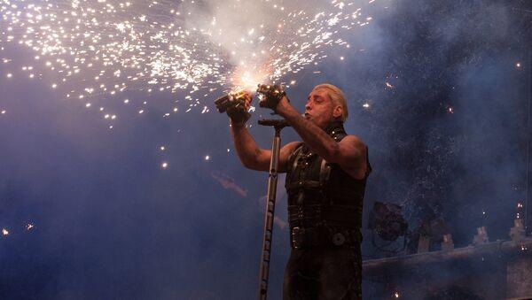 Солист немецкой группы Rammstein Тиль Линдеманн - Sputnik Грузия