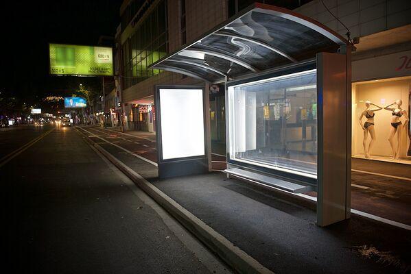 Также на улице Пекина установили новые автобусные остановки - Sputnik Грузия
