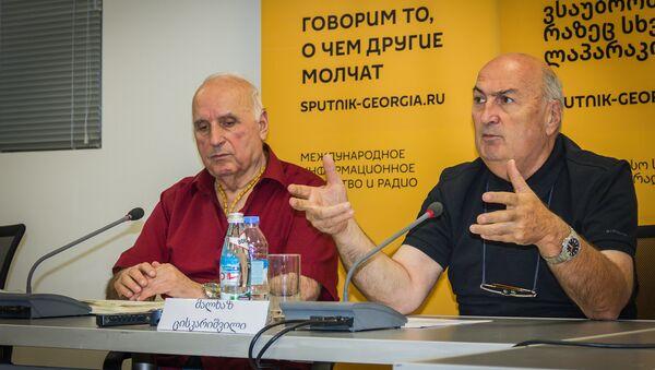 Круглый стол - Программа развития Тбилиси - Sputnik Грузия