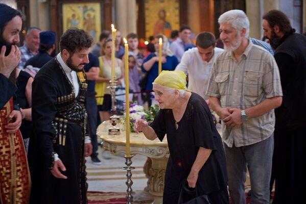 В результате царицу Кетеван, которая не согласилась сменить веру, убили в пытках - Sputnik Грузия