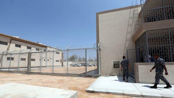 Тюрьма в Ливии - Sputnik Грузия