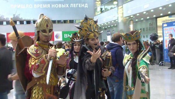 Comic Con Russia - Sputnik საქართველო