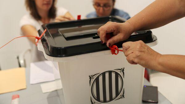 Референдум в Каталонии - Sputnik Грузия
