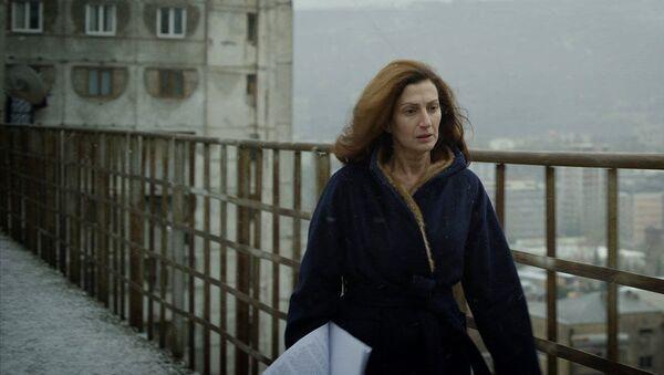 Кадр из фильма Страшная мать - Sputnik Грузия