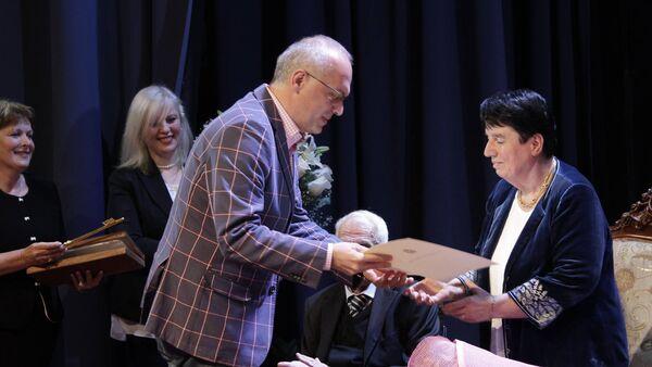 Шахматистка Нона Гаприндашвили стала почетным гражданином Зугдиди - Sputnik Грузия