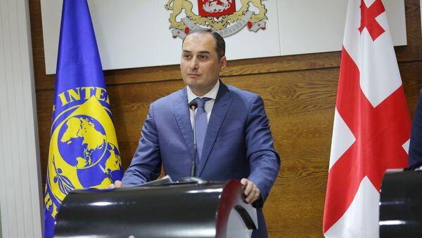 Первый вице-премьер, министр финансов Грузии Дмитрий Кумсишвили - Sputnik Грузия