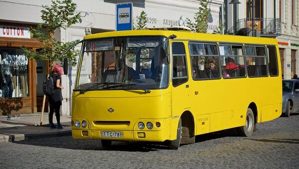 მუნიციპალური ავტობუსი - Sputnik საქართველო