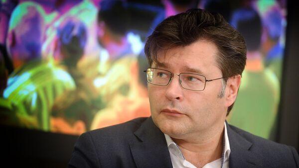 Генеральный директор Центра политической информации Алексей Мухин - Sputnik Грузия