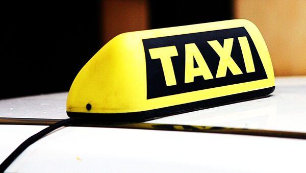 ტაქსი, არქივის ფოტო - Sputnik საქართველო