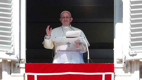 Папа Римский Франциск - Sputnik Грузия