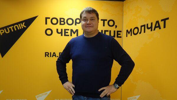 Андрей Малосолов - Sputnik Грузия
