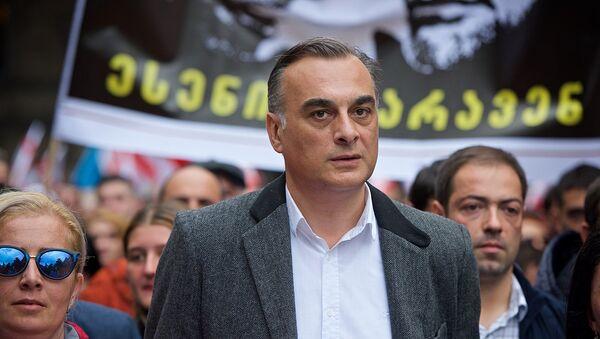 Заал Удумашвили - Sputnik Грузия