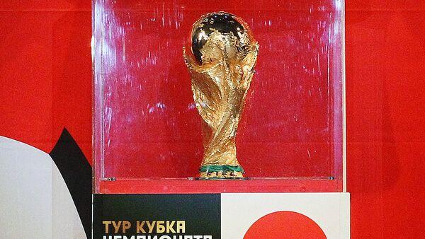 მსოფლიო ჩემპიონატის თასი ფეხბურთში - Sputnik საქართველო