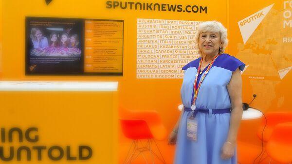 ფესტივალის მონაწილე - Sputnik საქართველო