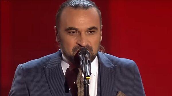 Габриэль Купатадзе на шоу Голос 6 - Sputnik Грузия