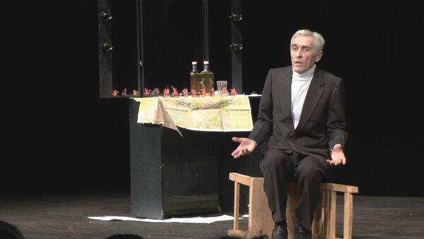 Мечты сбываются:  Театр Грановского выступил в Тбилиси - Sputnik Грузия