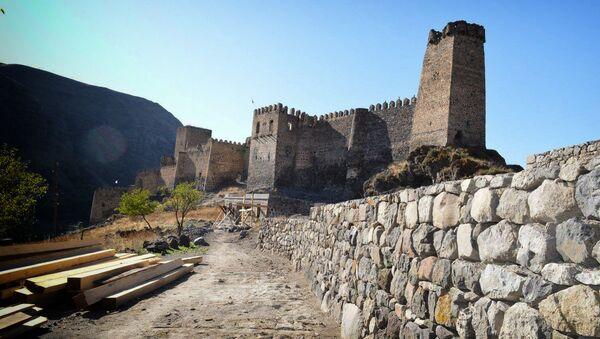Крепость X века Хертвиси - Sputnik Грузия