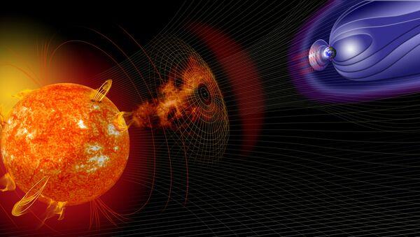 მაგნიტური ქარიშხალი - Sputnik საქართველო