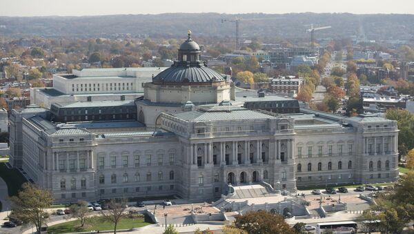 კონგრესის ბიბლიოთეკა - Sputnik საქართველო