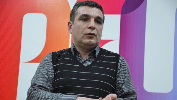 Эксперт-экономист Натик Джафарли - Sputnik Грузия