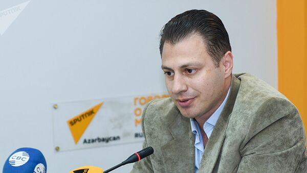 Анар Садыхов - Sputnik Грузия