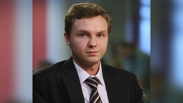 Юшков Игорь Валерьевич – ведущий аналитик фонда национальной энергетической безопасности - Sputnik Грузия