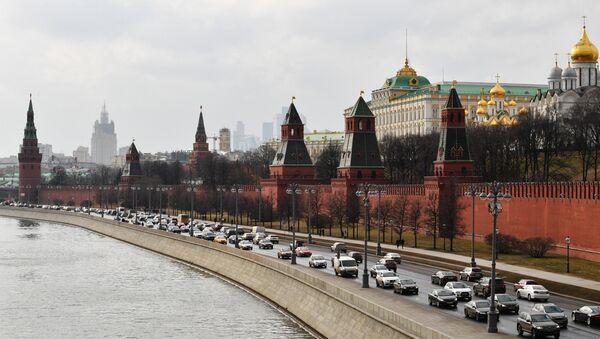 მოსკოვი - Sputnik საქართველო