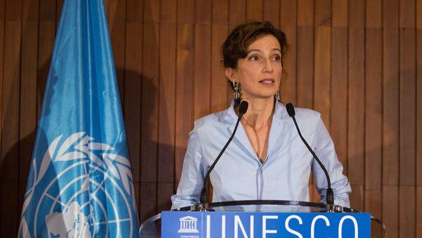 Избранный генеральный директор ЮНЕСКО Одри Азуле - Sputnik Грузия