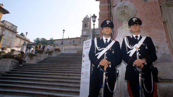 იტალიელი კარაბინერები - Sputnik საქართველო