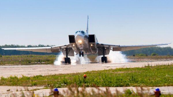ბომბდამშენი Ту-22М3 - Sputnik საქართველო