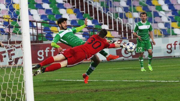 Футбол. Торпедо Кутаиси против Чихура Сачхере - Sputnik Грузия